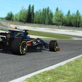 rF2 sbarca su e-RS: Formula Pro 2017