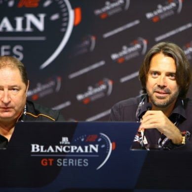 Driver's Side – Blancpain GT & Tatuus, Brands Hatch