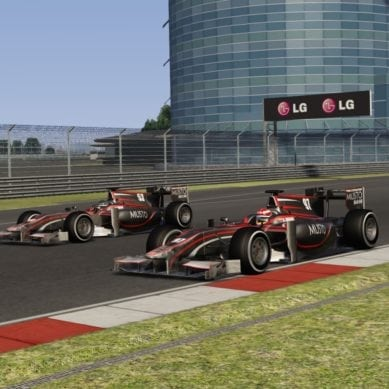 Formula RSS 2: Musto Racing domina con David Greco