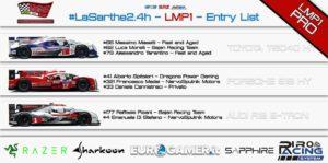 La Sarthe 2.4h - LMP1 PRO