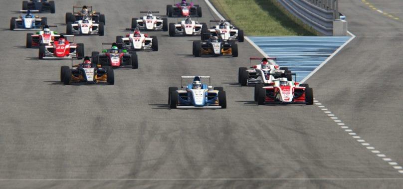 ERS F4 Series World Championship ROUND 1 DONINGTON: Le ruote scoperte sbarcano su ERS!!
