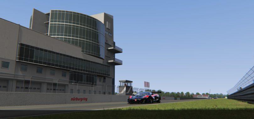 European GT esport Series 2018: ROUND 6 NURBURGRING